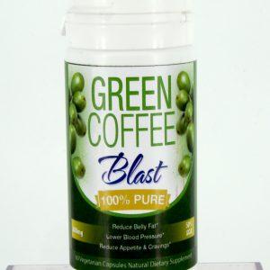 pastile de slabit cafea verde